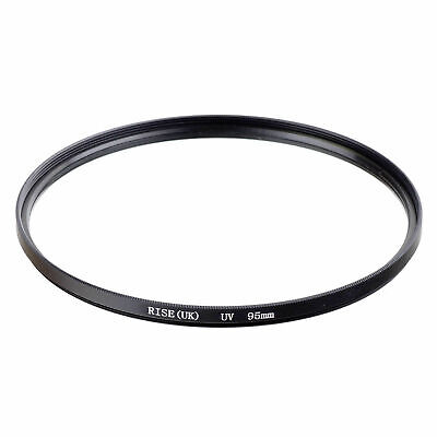 95mm UV Protection Lens Filter for Canon Nikon Sony Olympus Pentax