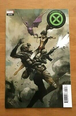 Powers of X 4  Mike Huddleston 1:10 Incentive Variant Cover Marvel Comics VF/NM