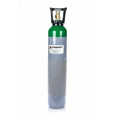 Argon Gas Cylinder Full! Bottle 1.8m3 8L 150~180 Bar MIG TIG CUT WELDING WELD