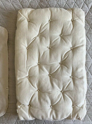 Home Of Wools Custom Wool Filled Mattress For BabyHome Dream Bassinet