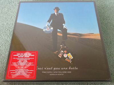 "Pink Floyd "" Wish You Were Here "" Deluxe Sealed Immersion Box Set"