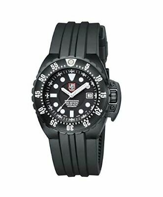 Luminox Deep Dive Black Dial Stainless Steel Silicone Auto Men's Watch S1511