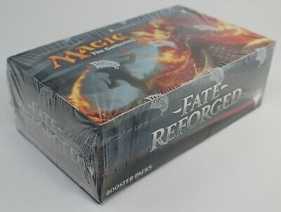 Fate Reforged Booster Box Factory Sealed English MTG Magic