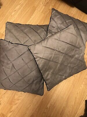 Grey Cushions From Dunlem