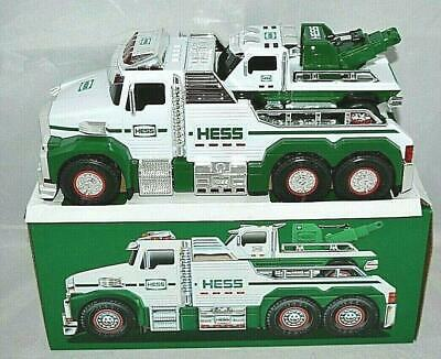 Hess Rescue Team 2019 Toy Truck In Sealed  Box Both Trucks Action Sounds