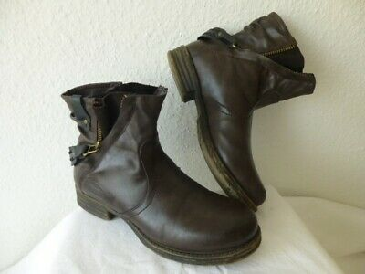 GEOX RESPIRA SUPER schöne Winter Stiefel Gr. 40 ToP EUR 1