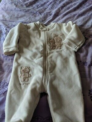 baby boys sleepsuits 3-6 months