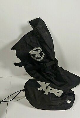 XPD Motorcycle Boot Covers Xl
