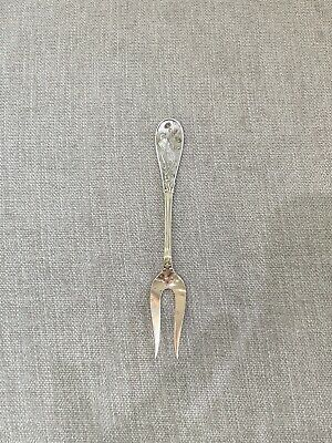 Sterling Silver Tiffany & Co Individual Fruit Fork in Audubon.
