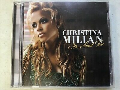Christina Milian Its About Time Factory Sealed Brand New Music Cd