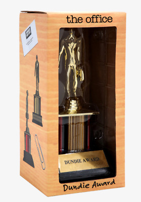 The Office TV Show Dundie Award! Official Liscenced Dundies New In Box
