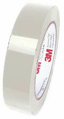 3M Tape 5 Clear Electrical Tape 12mm x 66m T512 PET 0.06mm +130°C Acrylic 3000V