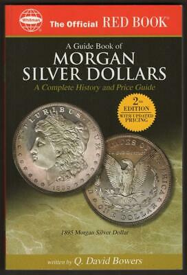 Official Red Book A Guide Book Of Morgan Silver Dollars  ---  Sjzg