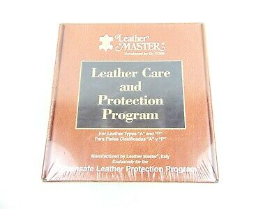 Leather Master Leather Care & Protection Program Type A & P nib