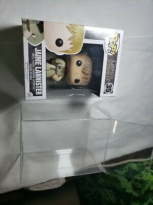 FUNKO Pop! Game of Thrones JAIME LANNISTER (Gold Hand) #35 - VAULTED