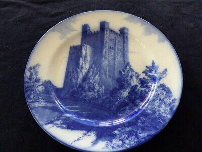 Royal Doulton -display plate- Rochester Castle -England