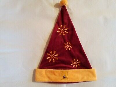 Bradford City Christmas Santa Hat Father Christmas Football Small Adult 🎅 ⚽️
