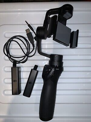 DJI Osmo Mobile Stabilizer With 2 Extra Battery