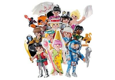 PLAYMOBIL Figures 70160 - serie 16 - personnages filles.