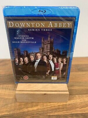 Downton Abbey: Series 3 Blu-ray New & Sealed