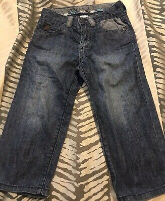 Boys GUESS Denim Jeans Blue Size 24 Months  Excellent Condition