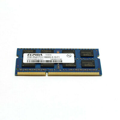 661-4839 2GB Memory DDR3 PC3-8500 Ram SODIMM for Mac