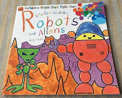 Robots and Aliens by Mark Bergin (Paperback, 2012)