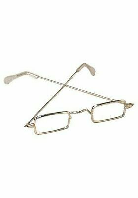 Eye Glasses Rectangle  Santa & Mrs. Claus OLD Fashioned Spectacles Ben Franklin
