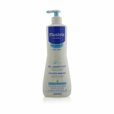 Mustela Gentle Cleansing Gel - Hair & Body 750ml Bath & Shower