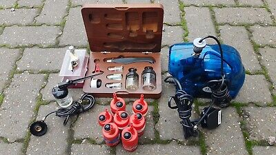 Aztek Airbrush Testers Compressor & Other Parts