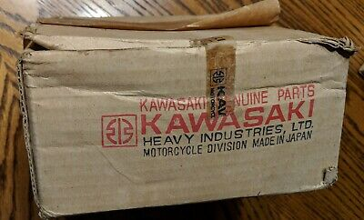 Kawasaki Motorcycle brake drum assembly, NIB vintage stock, 41035-082