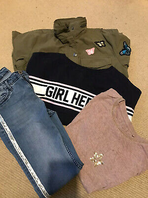 Girls clothes bundle aged 8-10 years.H&M/Next