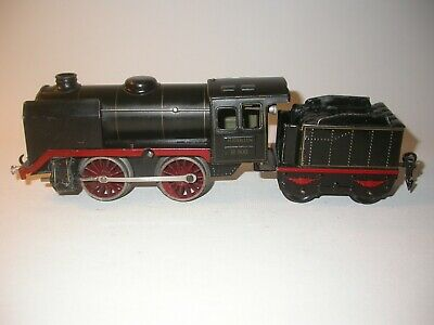 Märklin R900 scale 0 in fine condition with working clockwork