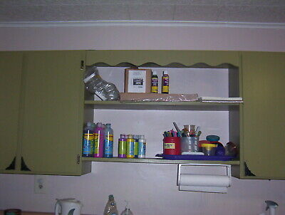Paints And Supplies From Closed Daycare