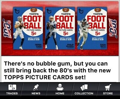 Picture Cards-10 Card Set (Theres No Bubble Gum) Topps Huddle 20 Digital