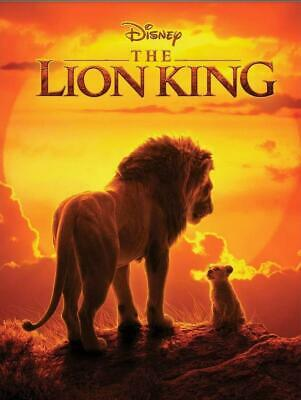 The Lion King (DVD 2019) Brand New-Adventure/Animated-Choose shipping method