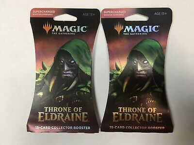1x Throne of Eldraine Collector Edition Booster Pack Mtg Magic The Gathering