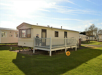 ABI Arizona 8 Berth 3 Bedroom Static Caravan on BUTLINS Skegness 35x10 For Sale