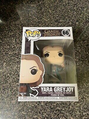 Yara Greyjoy #66 Funko POP! Television: Game of thrones