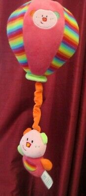 musical balloon mobile with small small world tune
