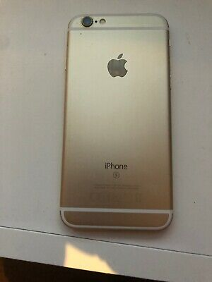 Apple iPhone 6s 16GB  Gold . Not A Mark On It. Mint Condition