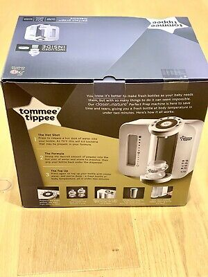 Tommee Tippee Closer To Nature Perfect Prep Machine (Brand New - Unopened)