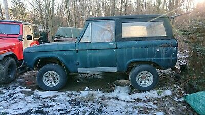 Ford Bronco  1973  Project Ford Bronco  1973  Project