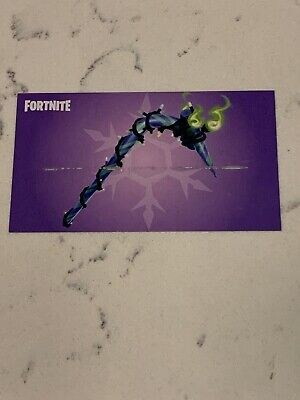 Fortnite Merry Minty Pickaxe Mint Code PS4 Xbox1 PC Rare Exclusive