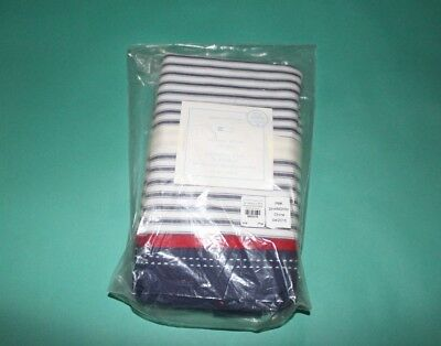 Pottery Barn Kids Backseat Driver Crib Skirt NEW