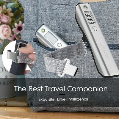 Digital Luggage Scale T-Shape Travel Luggage Weight Scale 110lbs/50kg Baggage