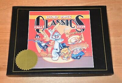 Boxed set of 4 Looney Tunes Placemats - Classics 1944 - 1958 - VGC - Free Post