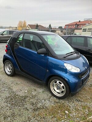smart forTwo coupe softouch pure micro hybrid       6/2009 - 71Tkm
