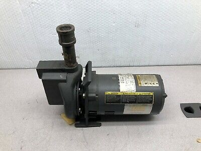 Used Teel 1/3 Hp 115/230 Vac 1 Ph Jet Pump 9K648B