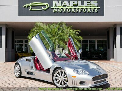 2006 Other Makes All Models  2006 SPYKER C8 6 Speed Manual 2-Door Convertible